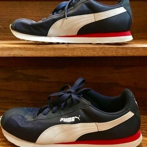 97b7286aa41 Men s Puma Vista Shoes Size 12 US- Like New